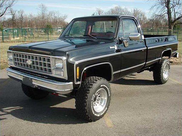 1980 Chevrolet Silverado Pickup 2 Chevy Trucks Older Chevy Trucks Chevy Pickup Trucks