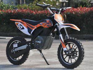 MotoTec 24v Electric Dirt Bike 500w Ultimate Kids Ride Age:13 MAKE OFFER!!