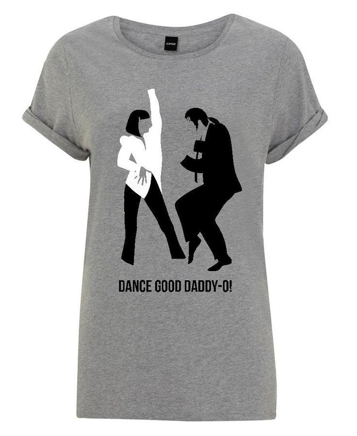 Dance Good Poster 1 as Women's T-Shirt by Naxart | JUNIQE