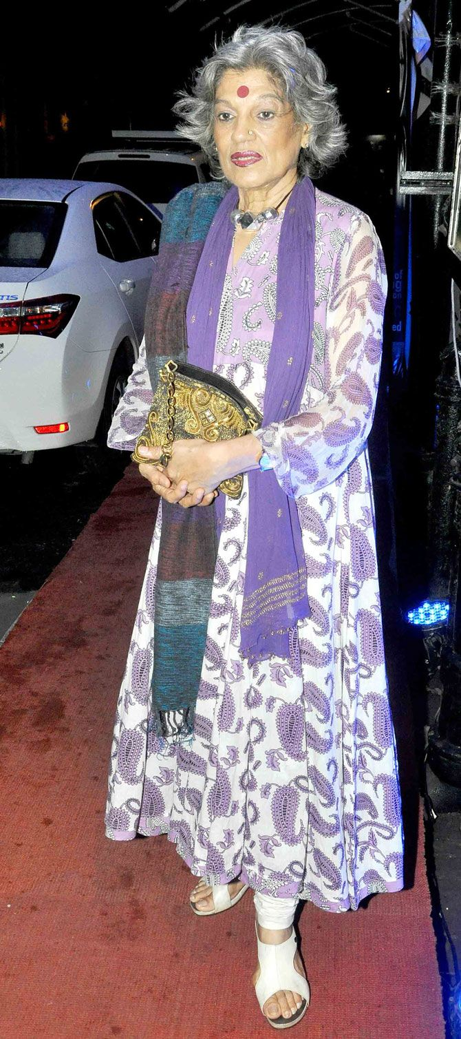 Dolly Thakore at the launch of book on RD Burman, 'Knowing Pancham'. #Fashion #Style #Beauty #Page3