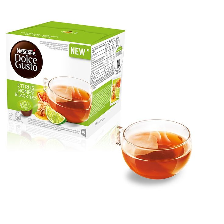 Citrus Honey Black Tea - Tè in cialda - NESCAFÉ® Dolce Gusto® - NESCAFÉ® Dolce Gusto®