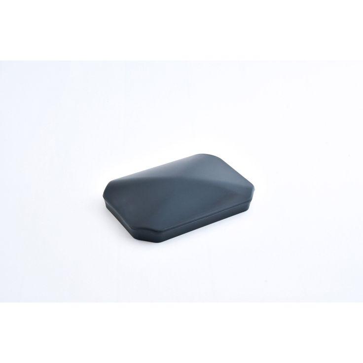 Chapeau Pour Poteau Pvc A Enfoncer Clea Plaxe Noir H 1 X L 6 X P 9 Cm Products En 2019 Chapeau Pvc Et Poteau