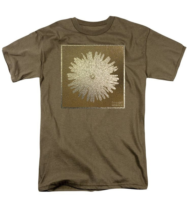 Purchase an adult t-shirt featuring the image of Golden Dandelion by Sverre…