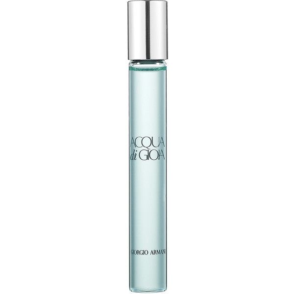 Giorgio Armani Acqua di Gioia Rollerball ($21) ❤ liked on Polyvore featuring beauty products, fragrance, perfume, peony perfume, perfume fragrances, giorgio armani, peony perfume fragrances and giorgio armani perfume
