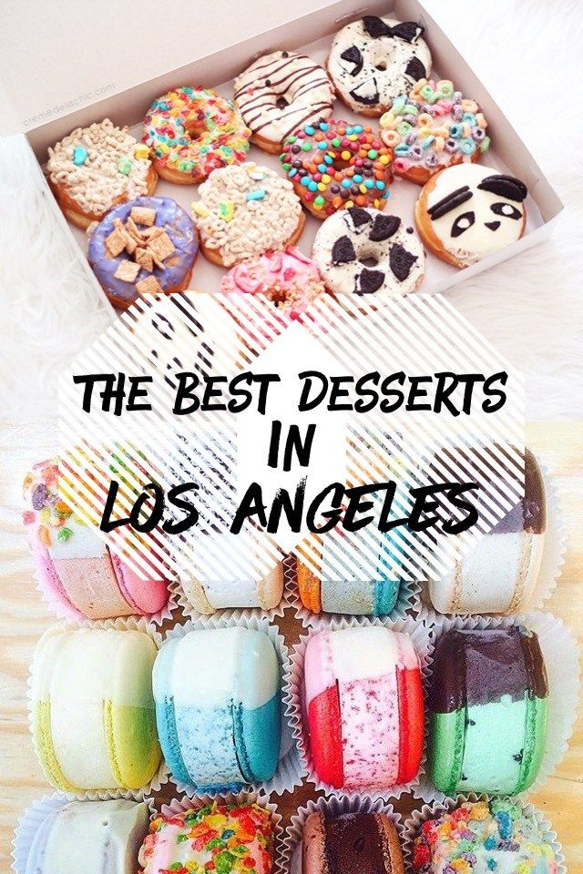 Los Angeles is one of the best and most popular cities in the world with hundreds of thousands of restaurants and cafes. But the better question is where are the best places to find desserts? If you're looking for creative, fun and unique desserts and love macaroons, donuts, cupcakes, chocolate then you're in the right [...]