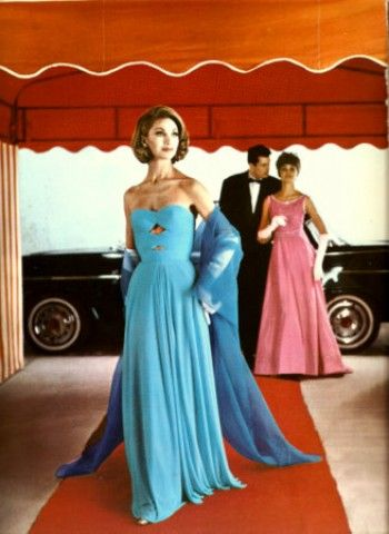1960s Madame Grès Designs. These could be worn now and still look current.