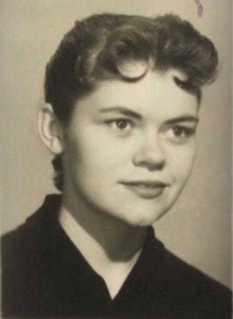 "Courtesy photo Lisbon High School Yearbook Marlene ""Mickey"" Padfield as a Junior at Lisbon High School. Marlene Ruth Padfield Homicide Marlene Ruth ""Mickey"" Padfield 17 YOA …"