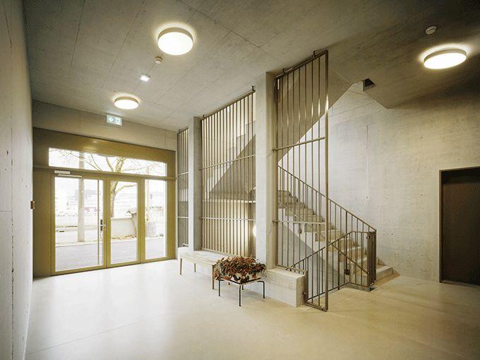 Hunziker Areal Haus F, Futurafrosch (2014)