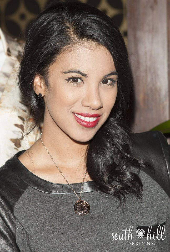 """Chrissie Fit from """"Teen Beach Movie"""" wearing South Hill Designs by Melissa Dare!  www.southhilldesigns.com/melissadare #southhilldesigns #charms #lockets #jewelry #love #fashion #actress #celebrities #unique #gifts #us #mexico #uk #canada #opportunity #joinmyteam #workfromhome"""