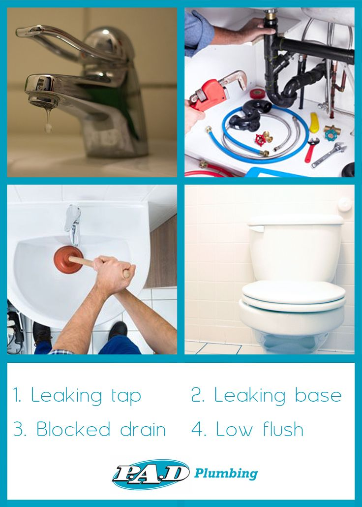 What's the most frequent #plumbing issue?