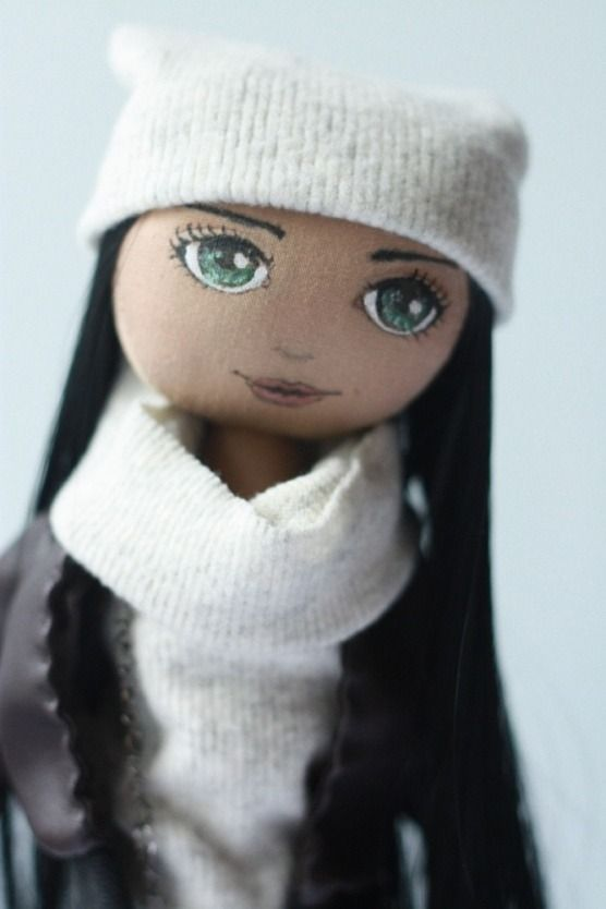 Купити: Кукла Анюта - Каталог рукоділля zolotiruky.in.ua #2738
