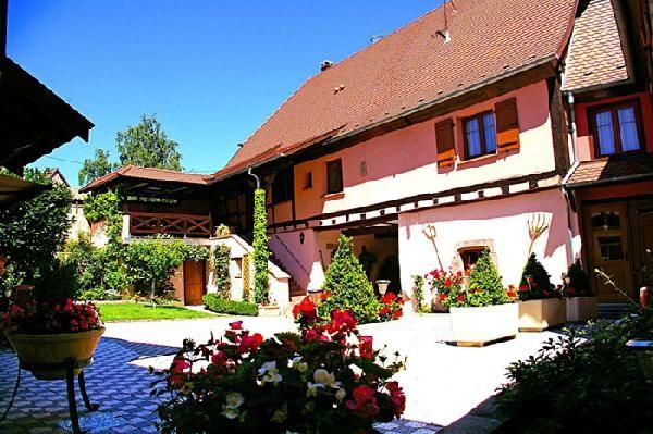 Chambres d'hôtes Alsace, BEBLENHEIM - Le CLOS DES RAISINS