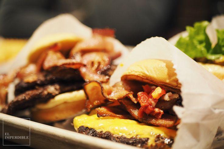 El combo hamburguesa + cheese fries + limonada de Shake Shack es imbatible. Foto por Asier G. Morato.