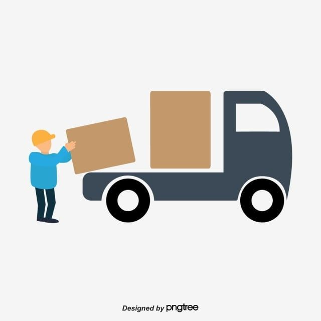 Vector Take Box Truck Truck Clipart Truck Box Png And Vector With Transparent Background For Free Download Clip Art Picture Boxes Box Icon