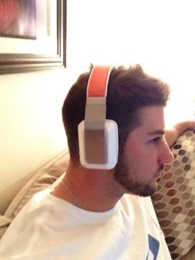 #OrangeOctober, #SFGiants, #WorldSeries @MonsterProducts: Geardiarysit Reading, Gears Diaries, Inspiration Headphones