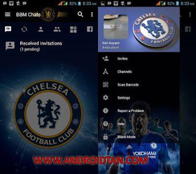 BBM Mod Apk Chelsea adalah aplikasi mod tema BBM untuk android yang dapat kalian gunakan untuk mengganti tema kalian yang asalnya dari original menjadi tema Chelsea. Chelsea atau sering disebut dengan The Blues ini memiliki penggemar yang sangat banyak makanya admin juga membagikan mod ini buat kalian fans Chelsea.