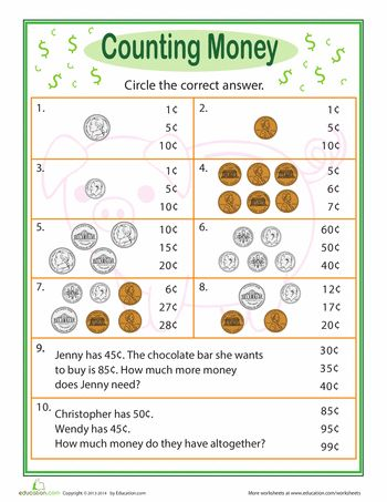 Worksheets First Grade Practice Worksheets 25 best ideas about first grade math worksheets on pinterest practice test counting money