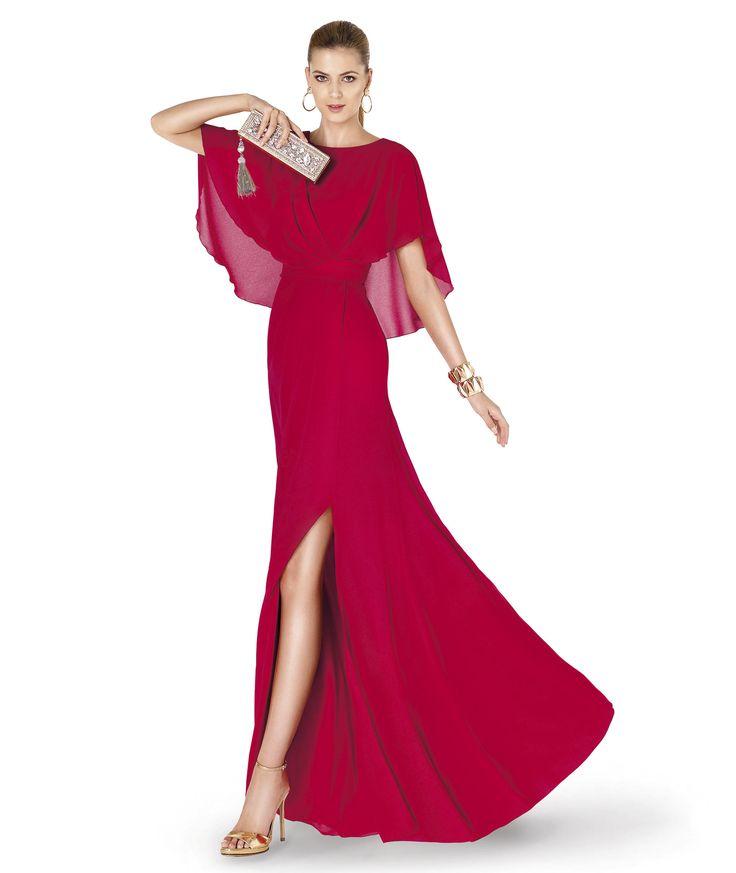 Pronovias presents the ALHELI cocktail dress from the Cocktail 2015 collection | Pronovias