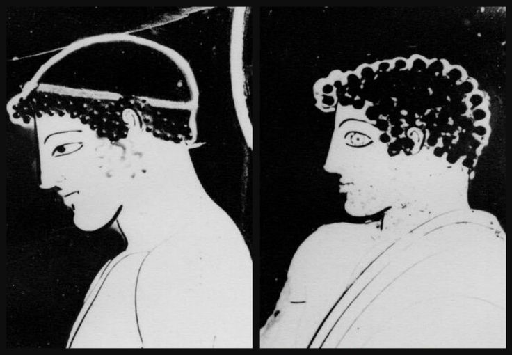 Pistoxenos Painter and (signed) Potter (BCE), Staatliches Museum, Schwerin 708…
