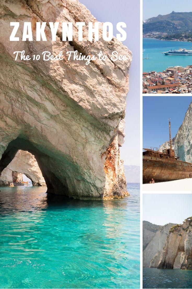 102 Best Zakynthos Images On Pinterest