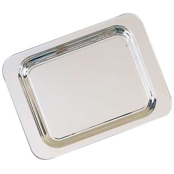 Elegance Stainless Steel Serving Tray
