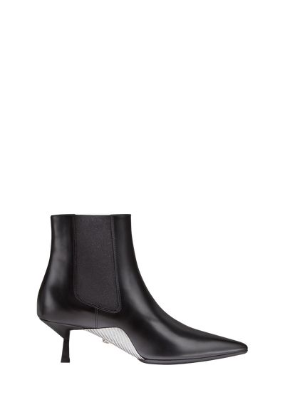 Pointed Ankle Boots Boots & Booties - Versace Accessori