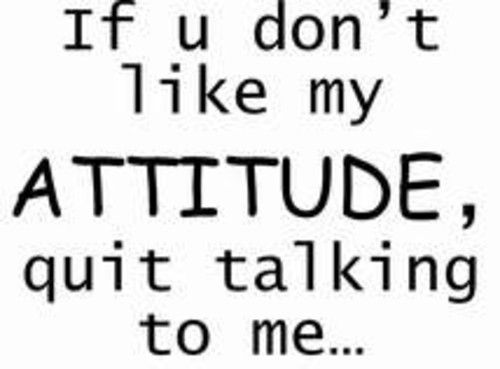 20 Epic Collections Of Quotes About Attitude
