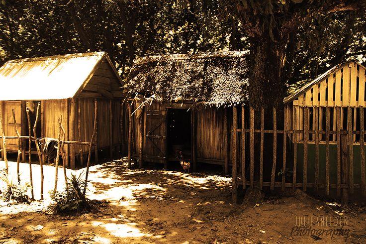 Village in Madagascar - Photo by Julie Sneeden