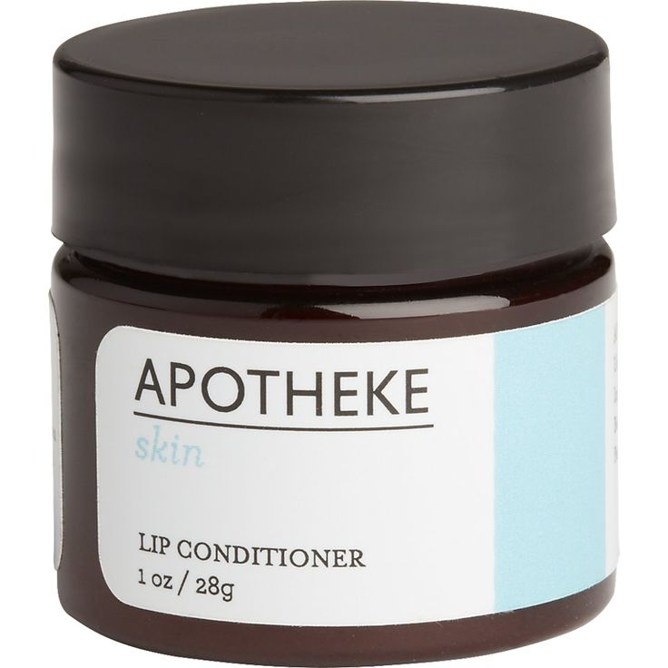 Shop apotheke lip conditioner. The uplifting scent of peppermint and lemon are infused in a base of natural avocado and coconut oil—two of the most moisturizing things we know.