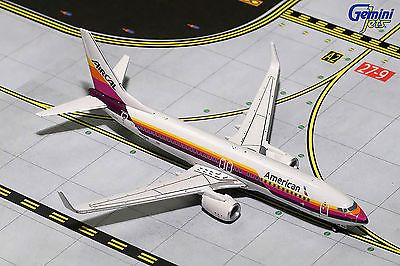 Contemporary Manufacture 19029: Gemini Jets American Boeing 737-800 Aircal Retro Gjaal1515 1 400 Reg#N917nn. New -> BUY IT NOW ONLY: $34.95 on eBay!