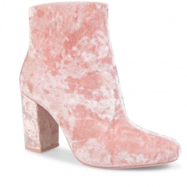 Wittner Peppa Boot Pink Velvet