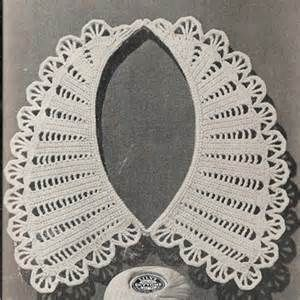 26 best lace collars images on pinterest crochet collar pattern free vintage crochet collars patterns bing images dt1010fo