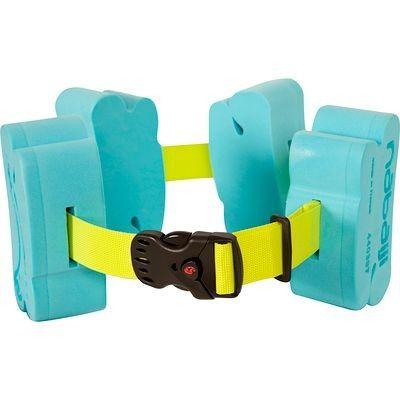 #cinturón #bebe #natación - Este cinturón de natación acompaña al niño en sus primeros desplazamientos en el agua. http://www.decathlon.es/cinturon-de-natacion-15-60-kg-id_8178560.html