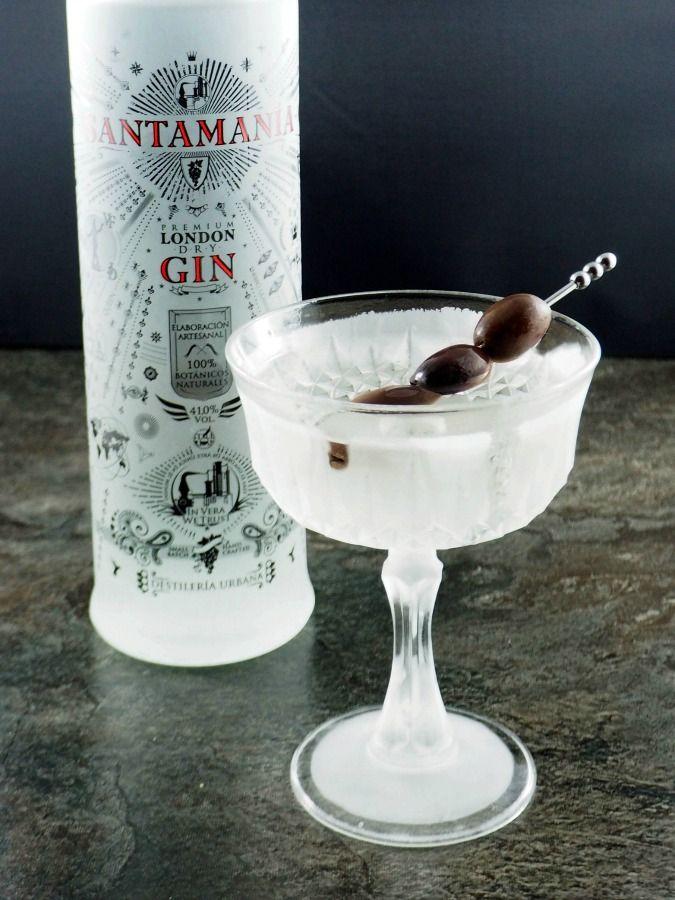 Santamanía gin martini