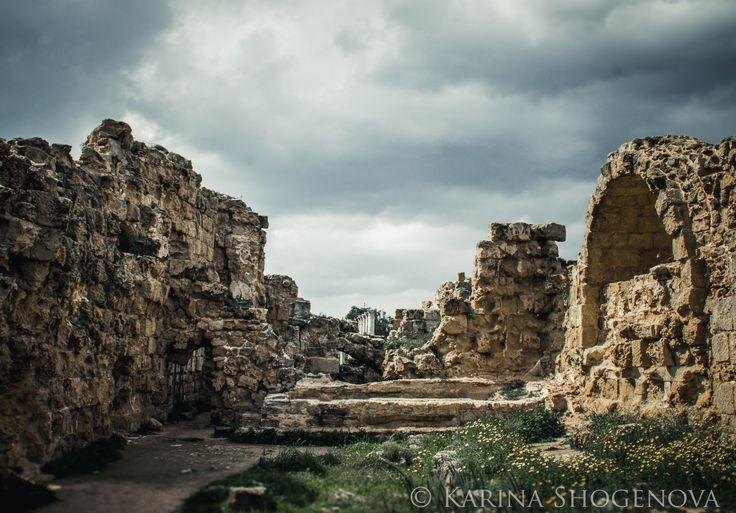 Salamis, North Cyprus