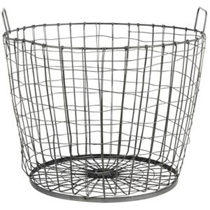 LAGERHAUS, WIRE BASKET: simple.