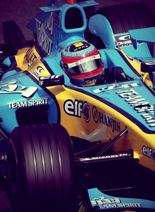 Fernando Alonso - Renualt
