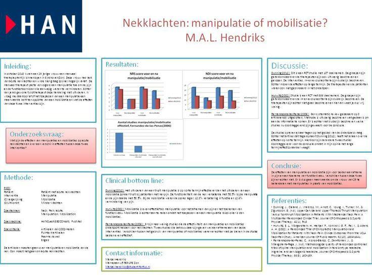 Nekklachten: manipulatieof mobilisatie? M.A.L. Hendriks