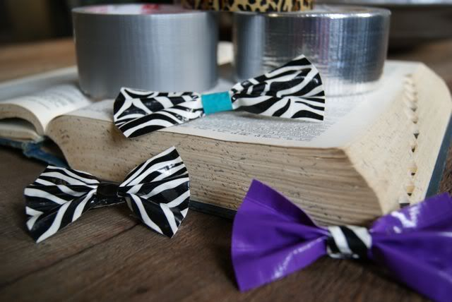45 Creative Duct Tape Crafts & Projects