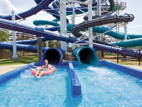 Carowinds Boomerang Bay Charlotte NC Top US Water Parks TravelChannel