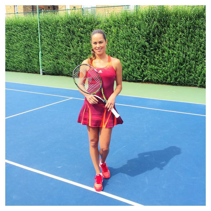 ana ivanovic on instagram ldquo and here it is my adidastennis outfit