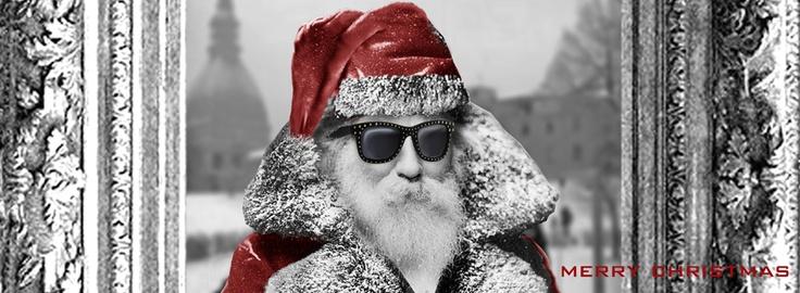 I-Velvet Rock Merry Christmas