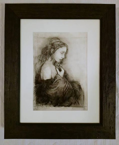 87 best art ; artwork ; original ; safet hadzic printmaking etching - new certificate of authenticity painting