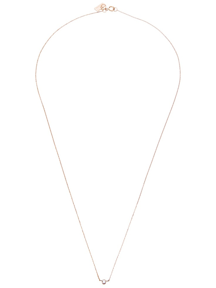 Vanrycke Diamond Necklace - Dolci Trame