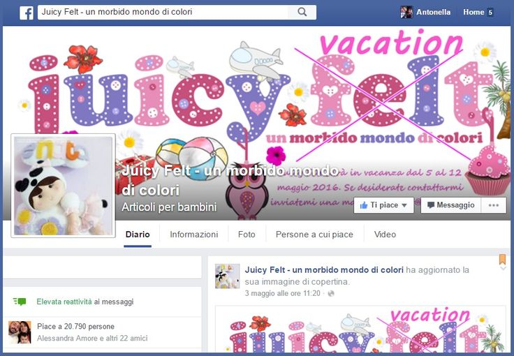 Solo da Juicy Felt troverete tutto quello che avete sempre sognato per decorare la cameretta dei vostri bimbi. Creazioni in feltro uniche, cucite a mano,senza utilizzo di tutorial o cartamodelli, alcune utili, altre solo...belle. Belle come i vostri bimbi, che con Juicy Felt cresceranno in un ambiente pieno di colori e fantasia. Scegliete l'originalità, scegliete Juicy Felt! Visitate il mio blog www.juicy-felt.blogspot.com, e se volete, scrivetemi a juicyfelt@gmail.com