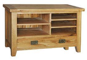 Provence Oak Small TV Cabinet