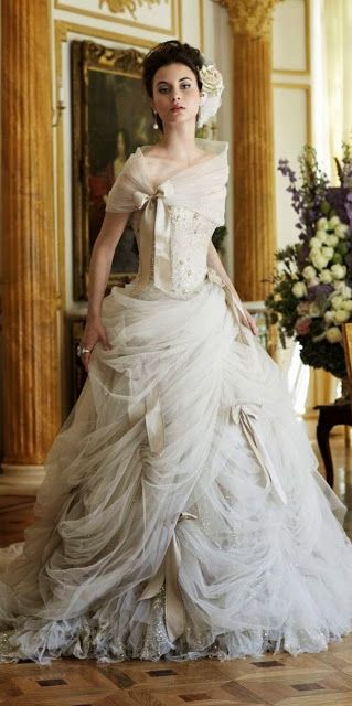 High Fashion | Wedding Ideas: Haute Couture Dress