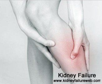 Leg cramps are likely to happen to kidney failure patients, they often appear at night and can be very painful. Now lets see how to treat leg cramps in kidney failure from the root. Possible causes of leg cramps in kidney failure A deficien http://www.kidneyfailureweb.com/symptoms-complications-others/1029.html