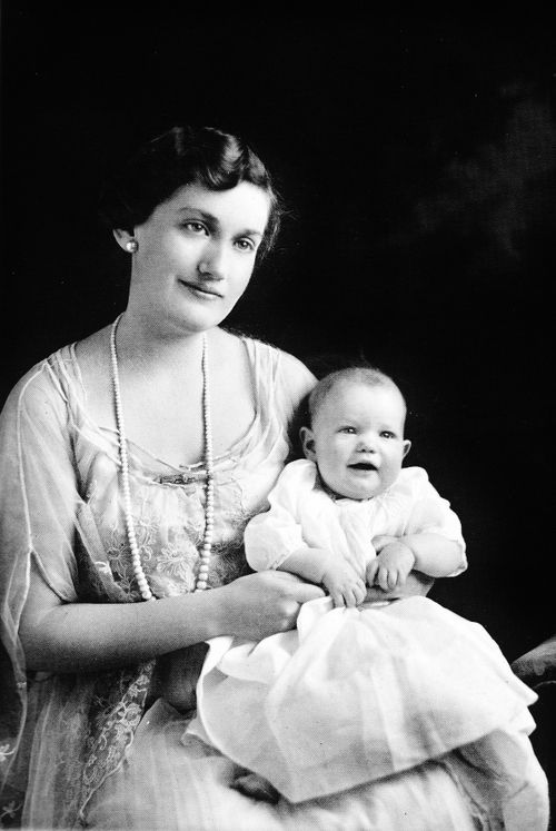 Edith Ewing Bouvier Beale and her daughter Edith Bouvier Beale