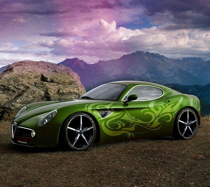 Alfa Romeo Car Wallpaper: 84 Best Sick Sports Cars Images On Pinterest